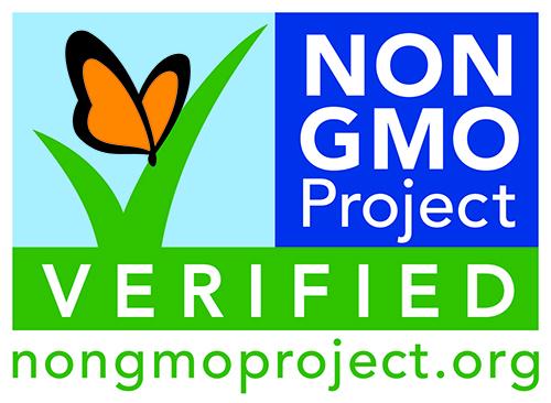 Non GMO Project Verified - nongmoproject.org
