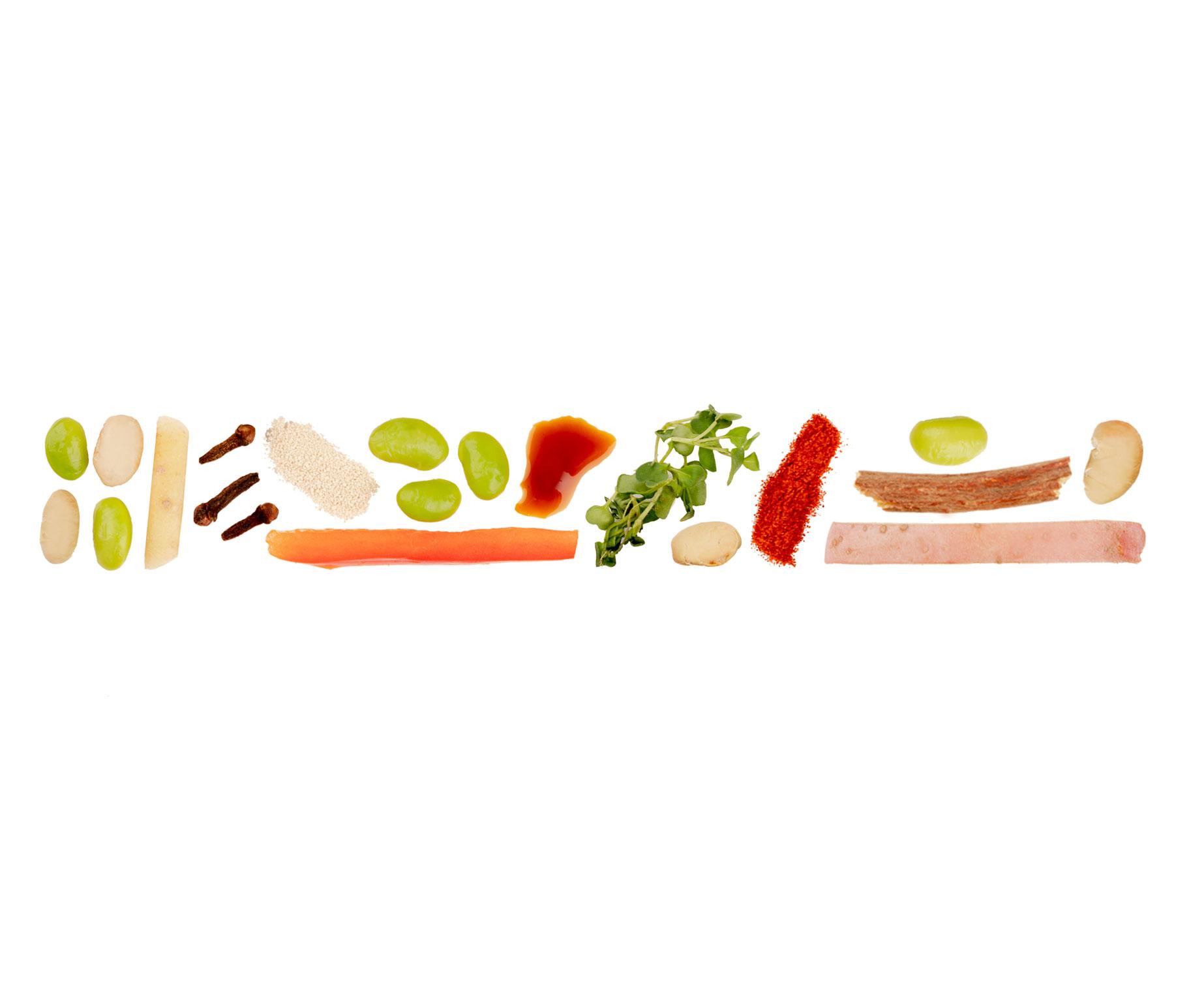 veggie sausage ingredients