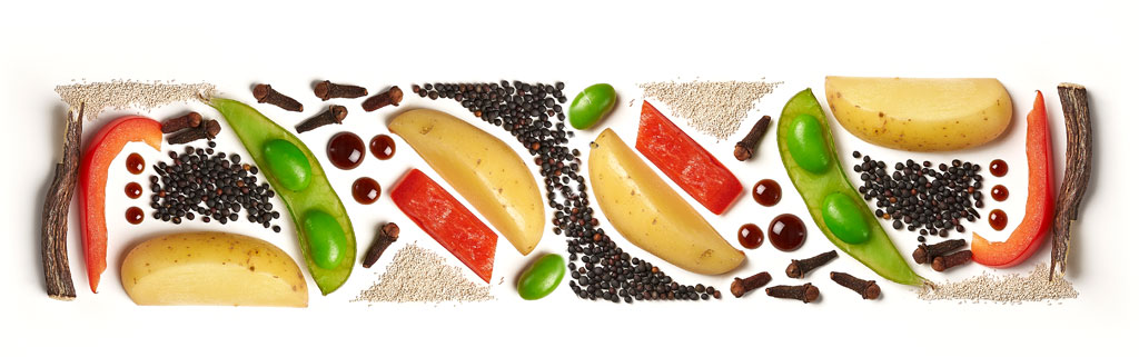 imagem de ingrediente de tira de vegetais